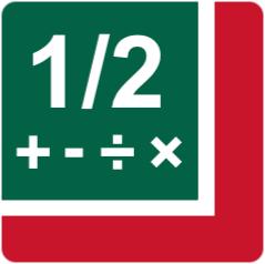 Calculadoras de fracciones