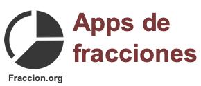 Apps de fracciones